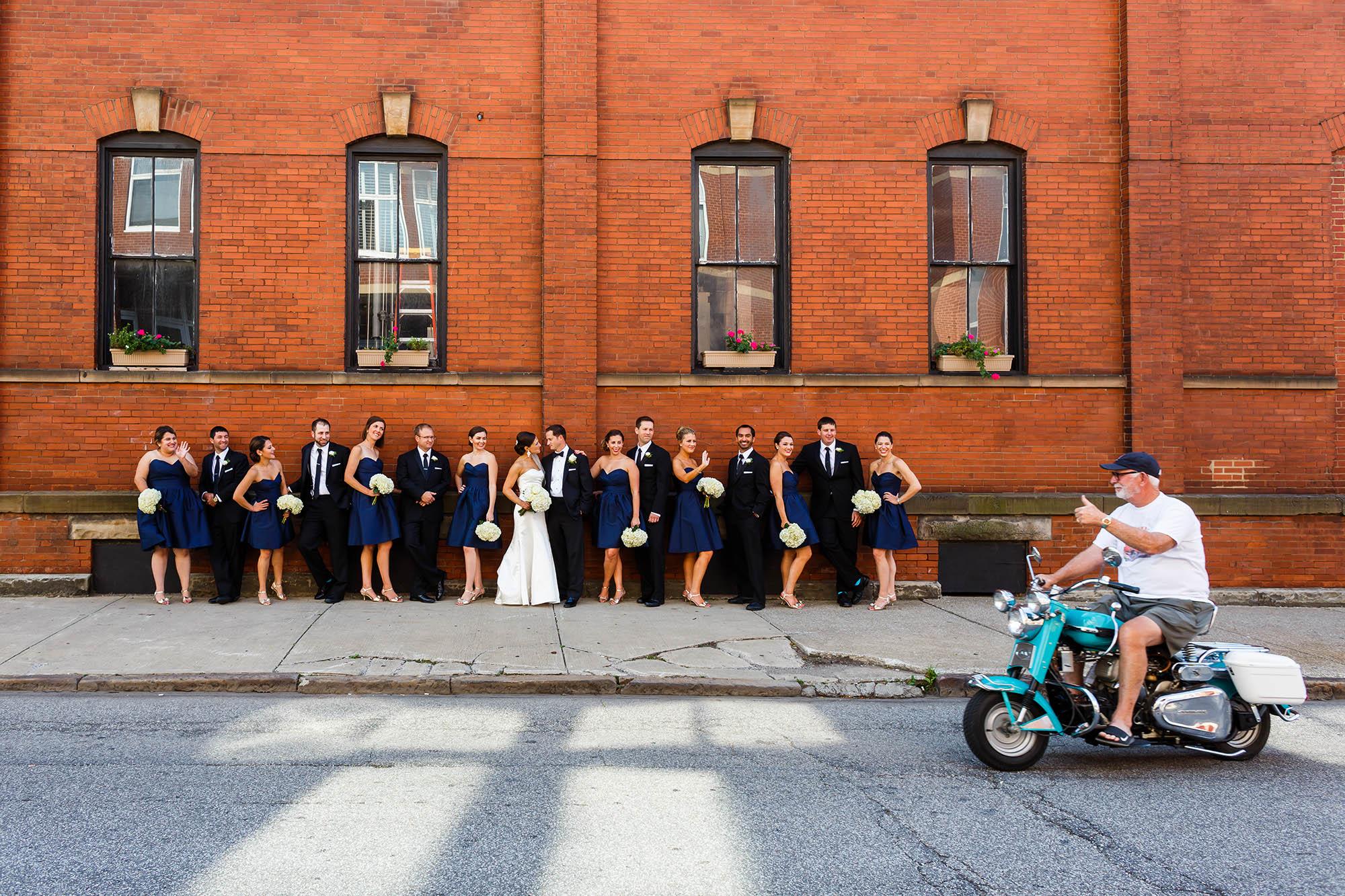 Copyright Genevieve Nisly Photography, Ohio, Ohio City, Summer, Wedding