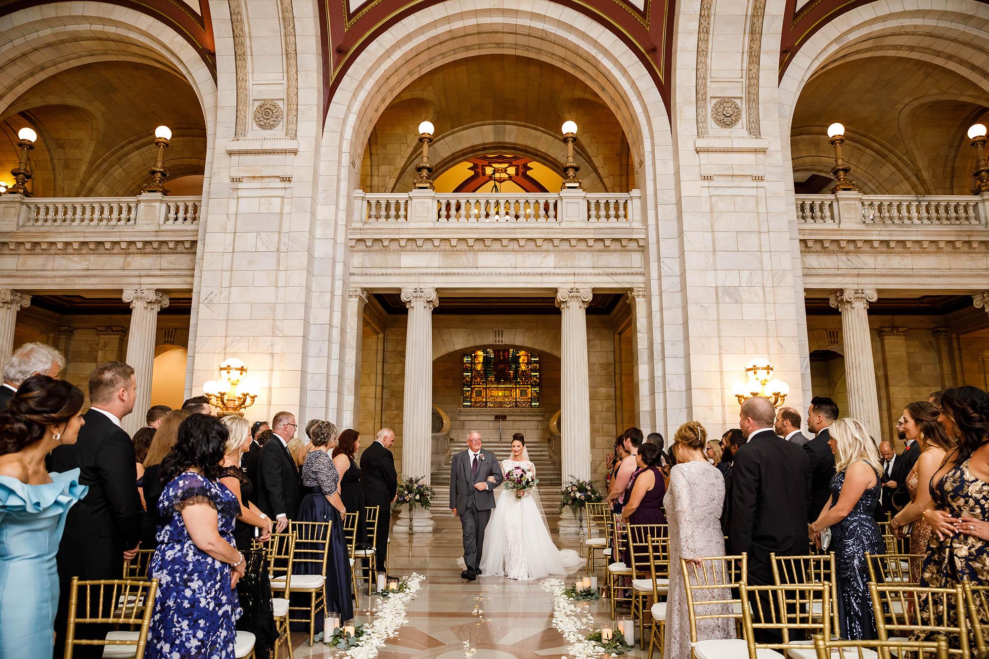 Wedding, Old Courthouse