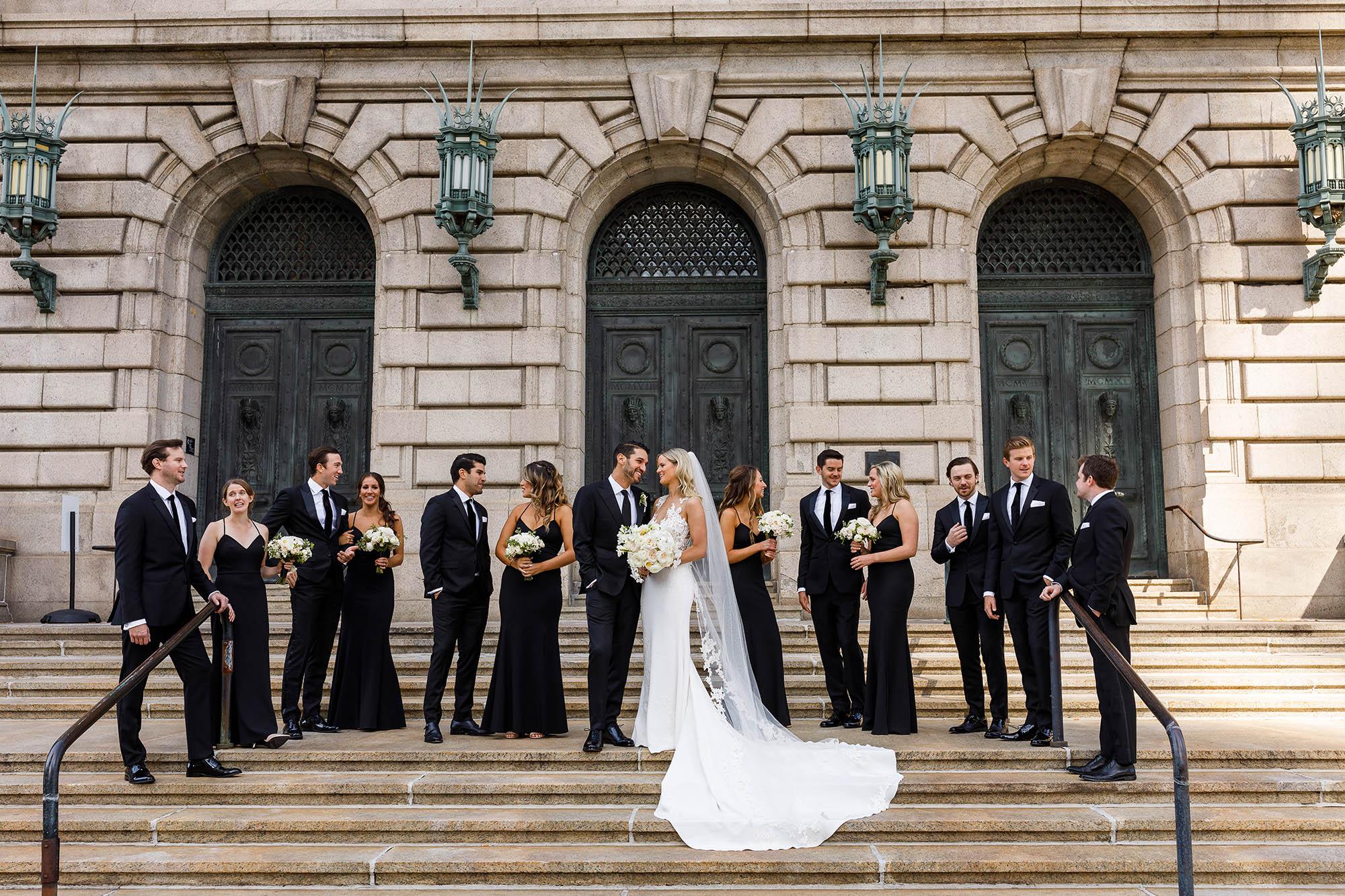 Cleveland, Wedding, Copyright Genevieve Nisly Photography, Old Courthouse