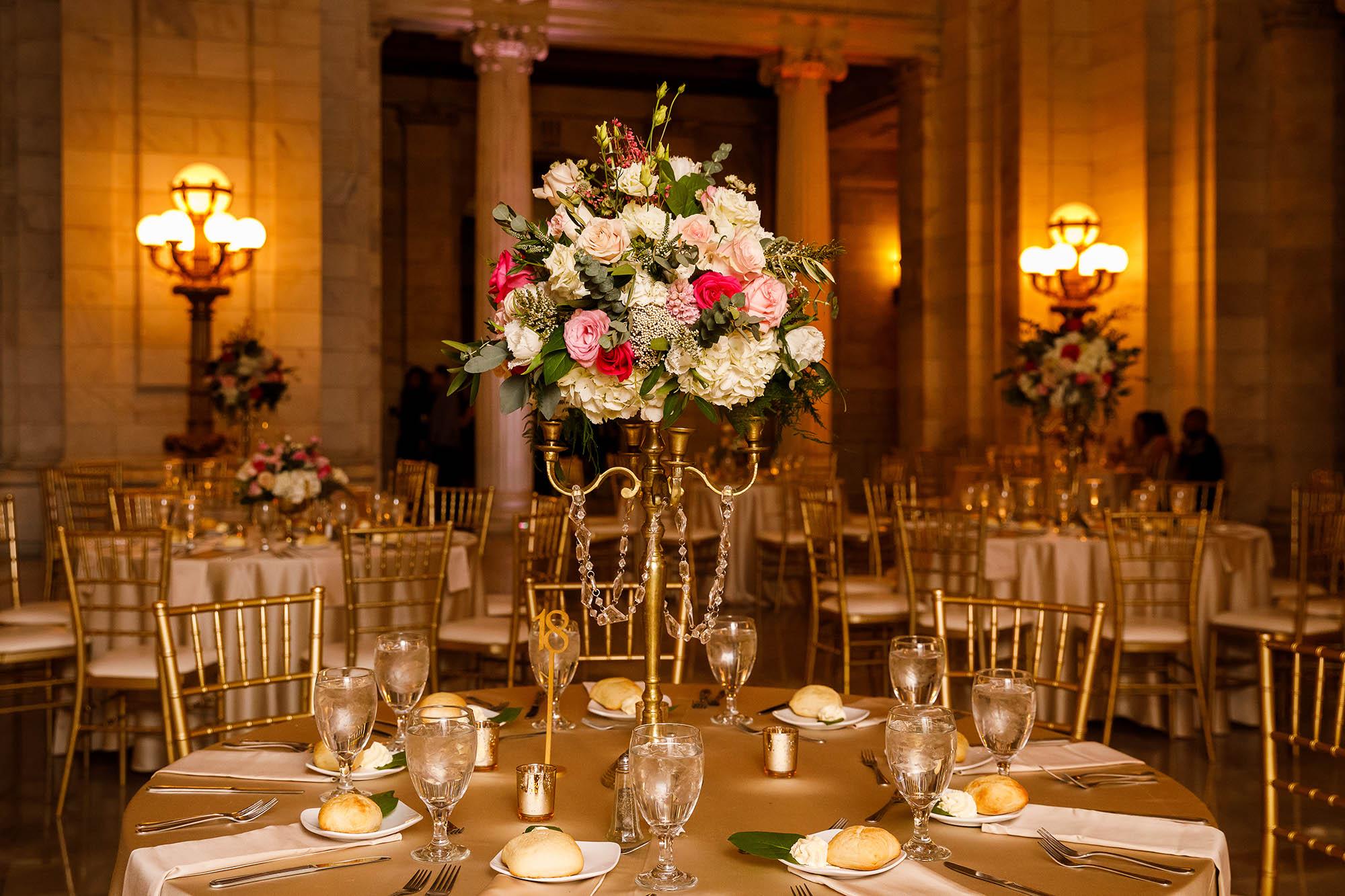 Wedding, Reception, Cleveland, Old Courthouse