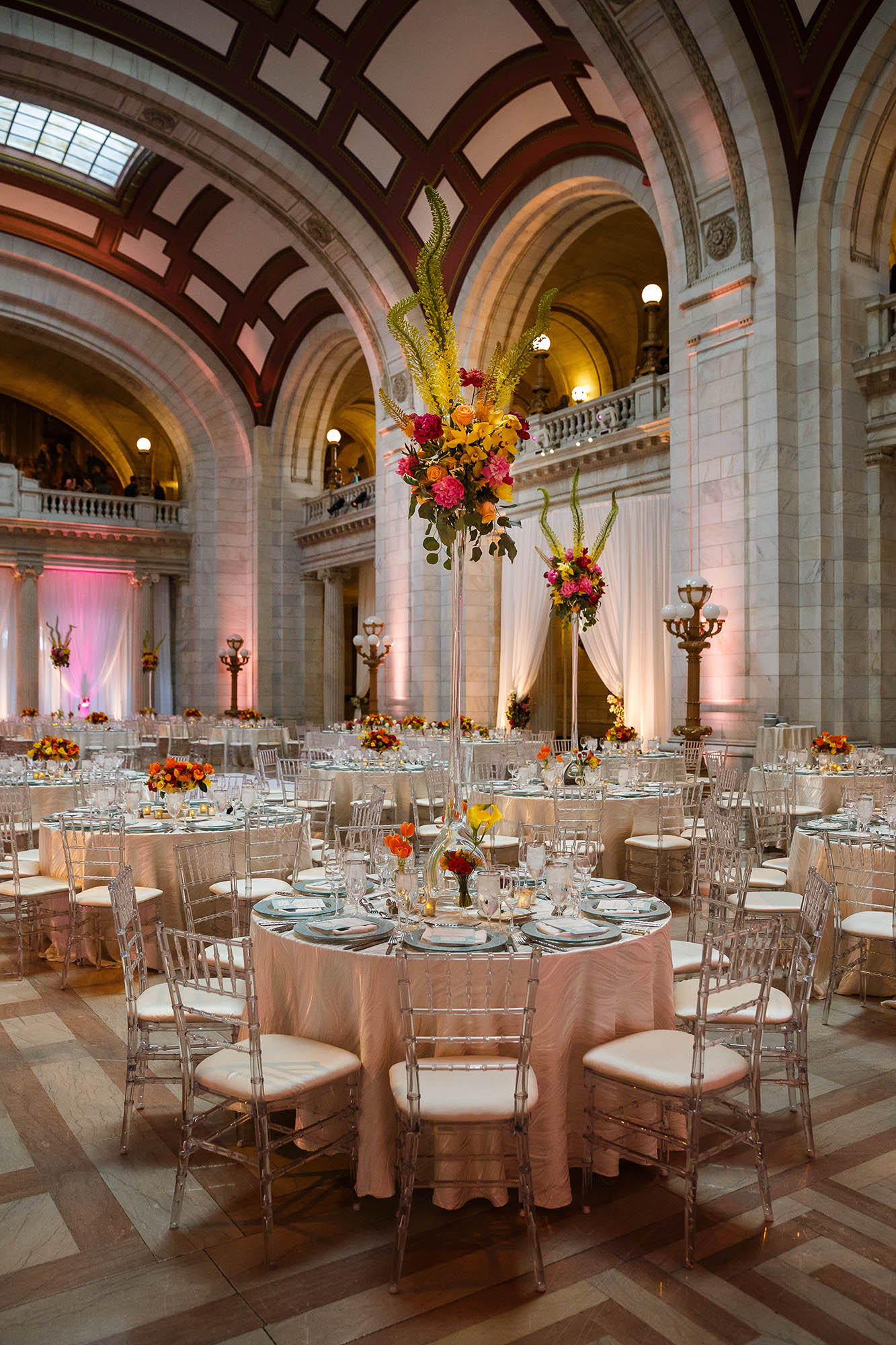 Cleveland, Reception, Wedding, Old Courthouse