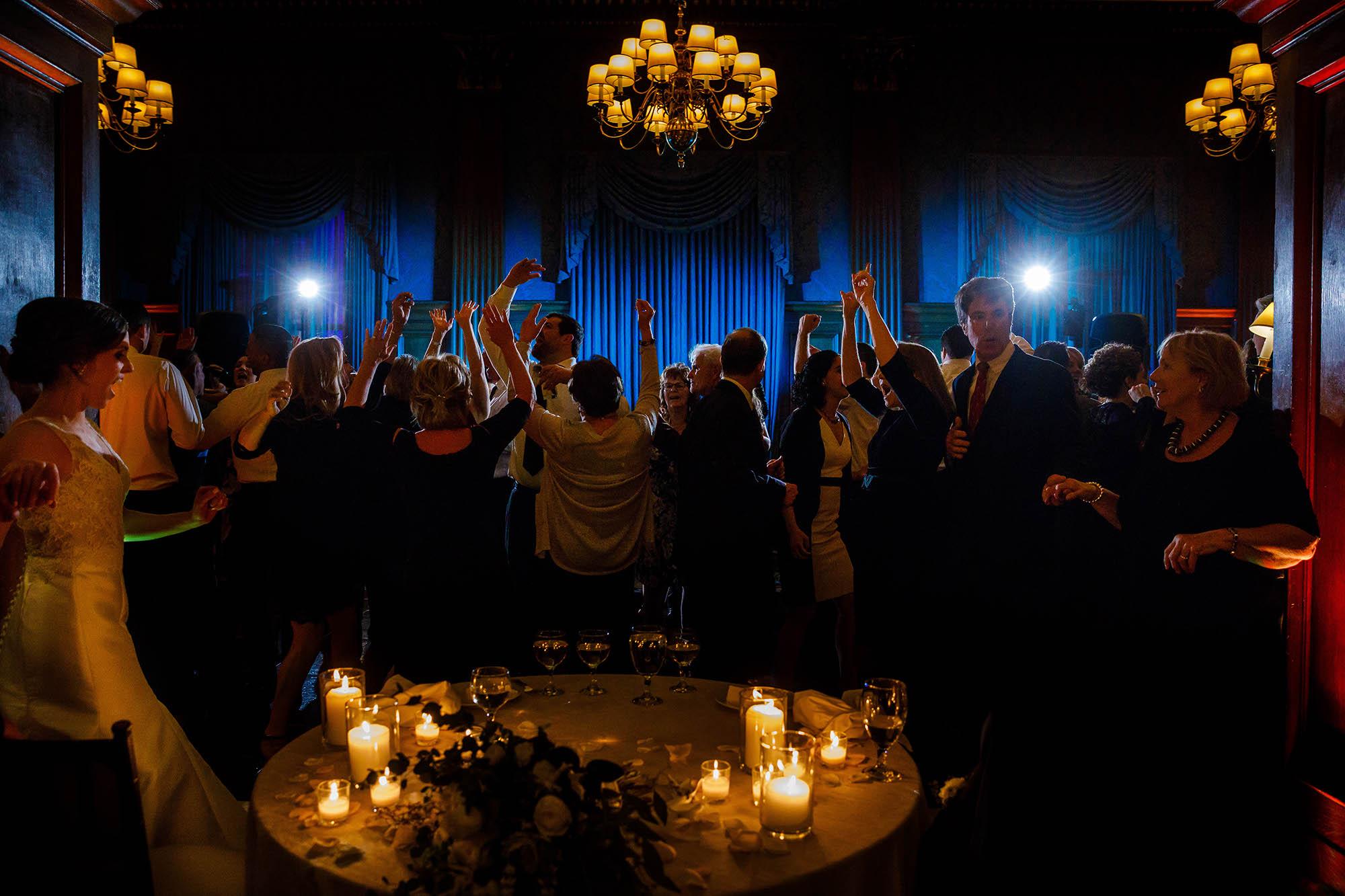 Wedding, Reception, Cleveland, Union Club