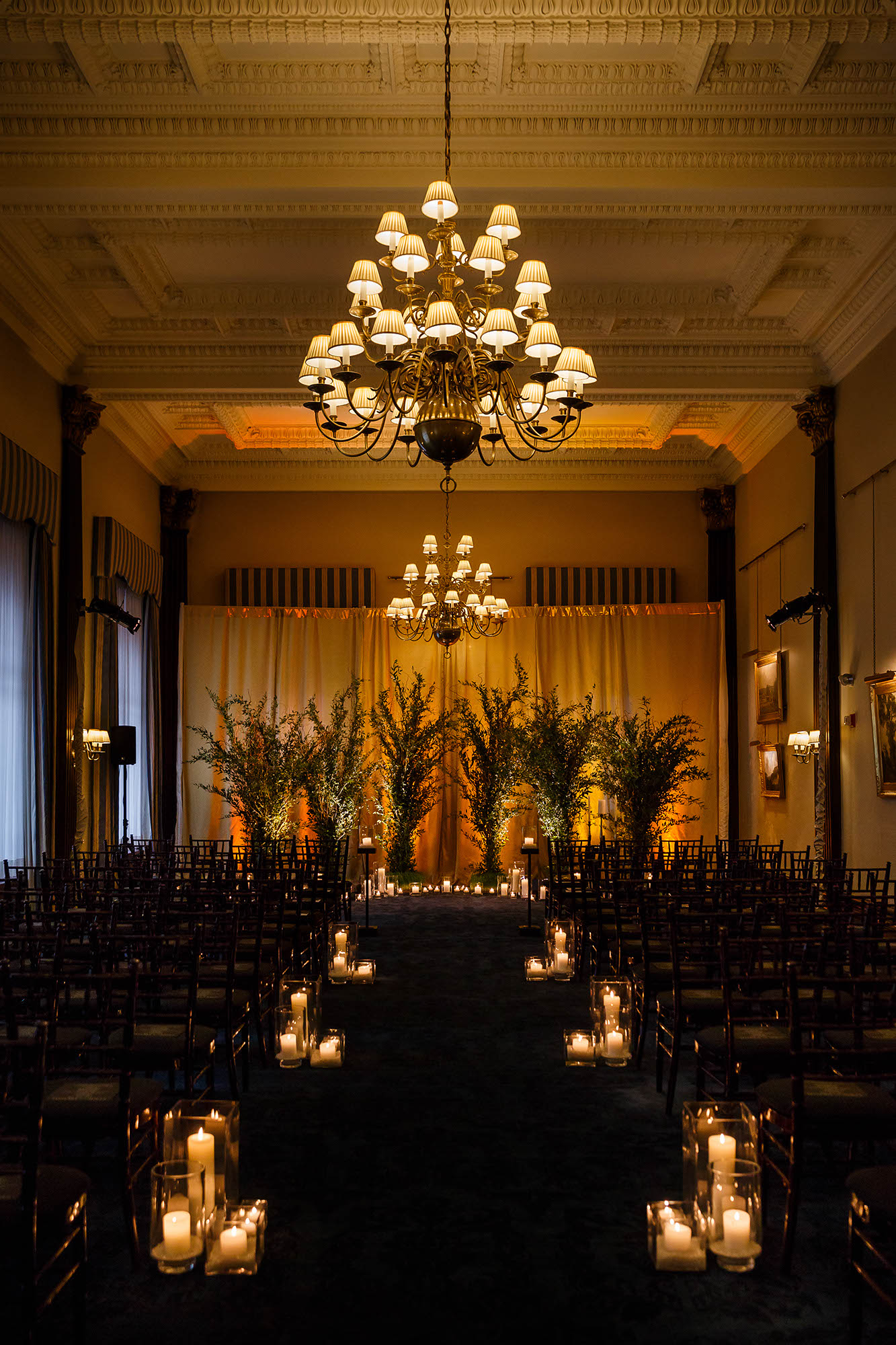 Ohio, Wedding, Ceremony, Cleveland, Union Club