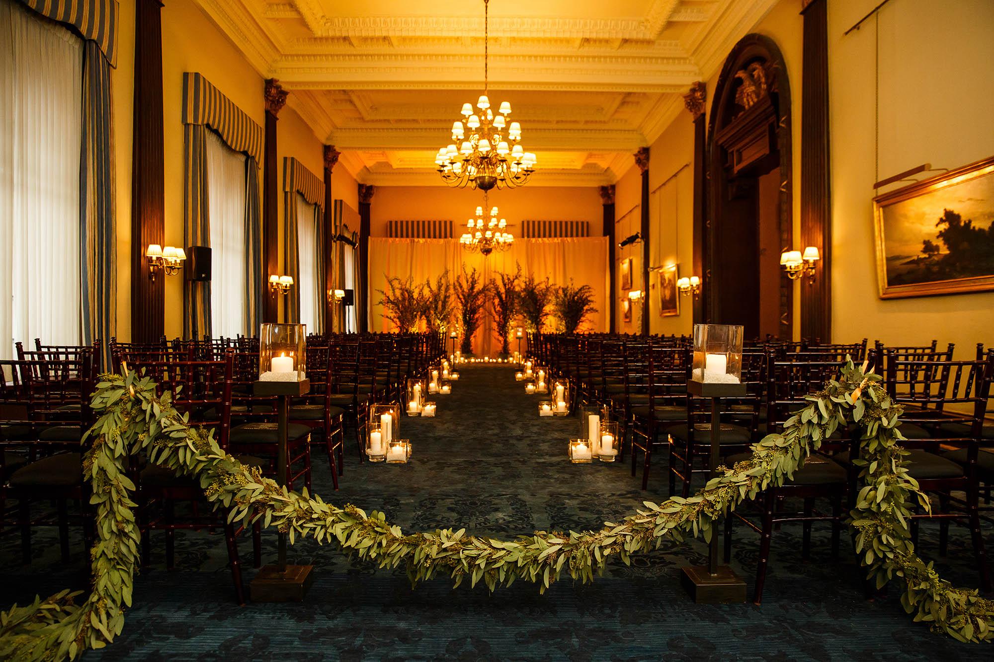 Cleveland, Ceremony, Wedding, Ohio, Union Club